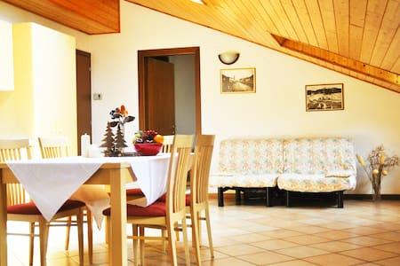 Residence Stella Alpina- Bilocale 2 - Lägenhet