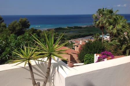 fantastic apartment with stunning sea views - San Jaime Mediterráneo - Appartement