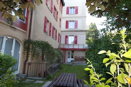 Meublé 42m2 quartier résidentiel - Pully - Apartment