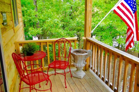 Treehouse Condo-Lake Ouachita - Mt Ida - Condominium