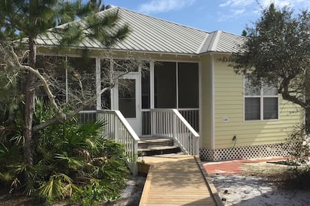 Alabama Beach Cottage by Seashore - Kondominium