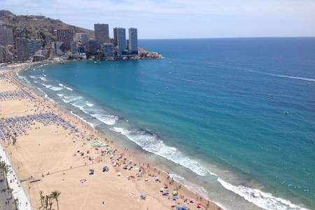 PENTHOUSE. SEA VIEW, CITY. - Benidorm - Appartamento