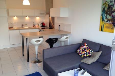 Appartement neuf avec balcon proche plage - Larmor-Plage - Daire
