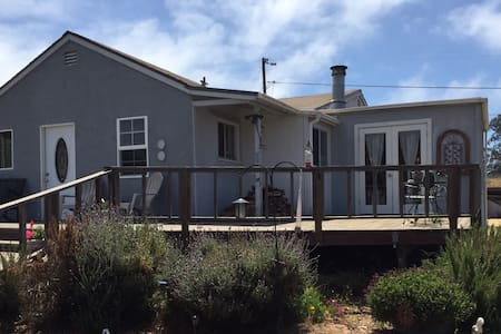 Charming Farmhouse near the Bay - Baywood-Los Osos - House