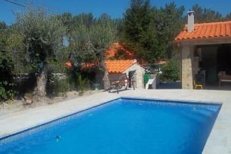 maison avec piscine privee - Casa