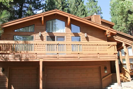 Pine Hollow - Ski, Golf, and Play - Incline Village-Crystal Bay - House