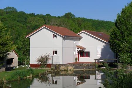 Domaine du Moulin Neuf - Bed & Breakfast