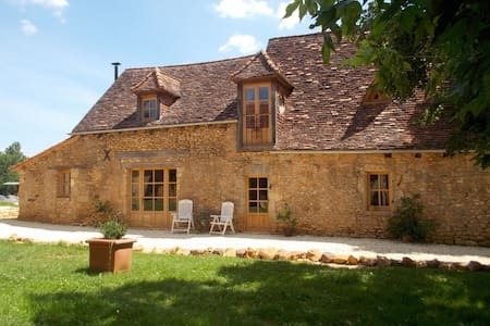 Renovated farmhouse in the country. - Limeuil - House