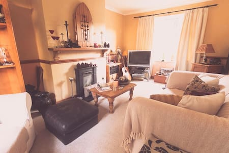 Double room 1 of 2 in shared house. - Bed & Breakfast