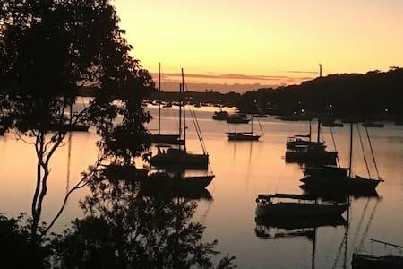 Elvina Bay Retreat - Pittwater - Elvina Bay - Talo