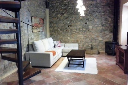 Casa rural de estilo Malllorquín - House