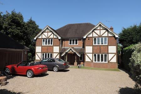 Idyllic home near London - Buckinghamshire - Casa