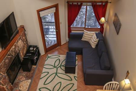 Studio + Loft (1 Bedroom) - Trailhead Access! - Condominium