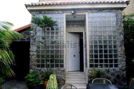 En casa chalet -Habitacion amplia - Tafira Baja - Rumah