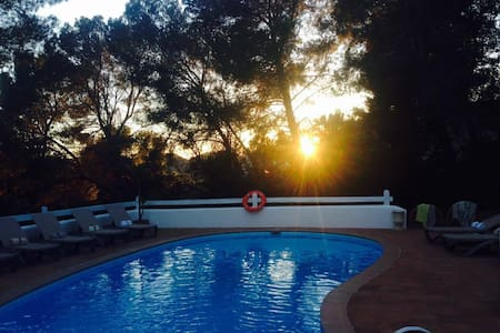 IBIZA LOVELY ROOMS in VILLA (GOLD) - Casa de campo