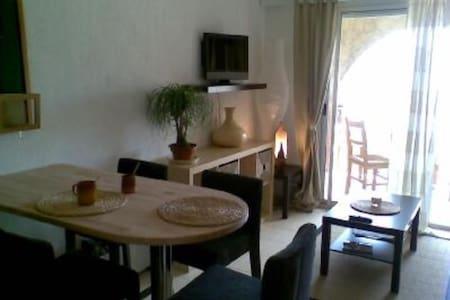 studio bordo mare corsica algajola - Apartment