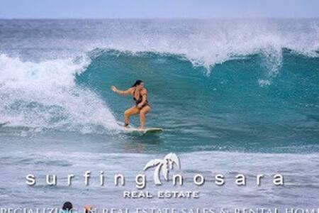Surf Guiones Nosara, $425 week - Nosara - Huoneisto