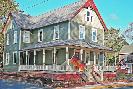 Renovated Historic Home near Dogfish Head Brewery - Milton