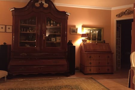 top location lovely bnb room in beautiful appartme - Frankfurt - Bed & Breakfast