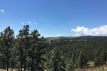 Priceless Black Hills View!! - Casa