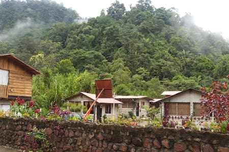 BEAUTIFUL COTTAGE 7 km away from - Mindo