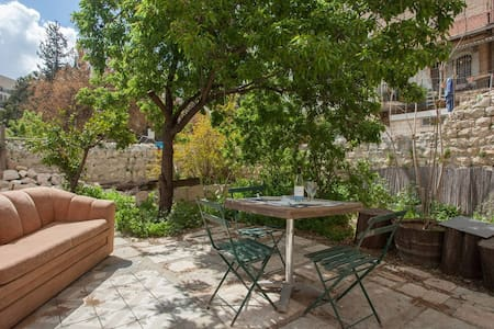 Garden flat in best location - Wohnung