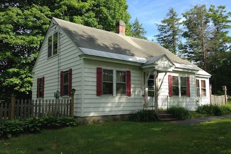Cute Vermont cottage style home - Ház