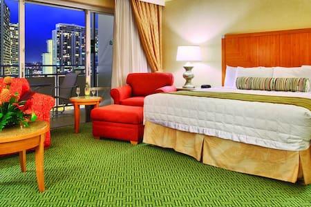 Waikiki Marina Timeshare at Ilikai - Honolulu - Apartment