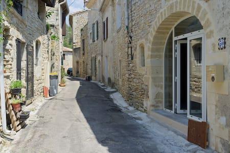 Ancienne maison de village rénovée