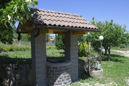 Villetta nel verde - Monolocale - - Bagno di Romagna - Apartment