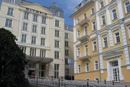 Apartmán v centru  Mariánské Lázně - Appartamento