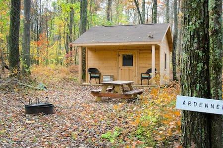 Glamping - Cozy Hut - Ardennen - Chata