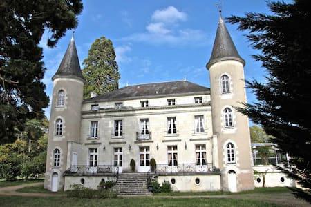 Cham.CHENONCEAU/CHATEAU en TOURAINE - Tournon-Saint-Pierre