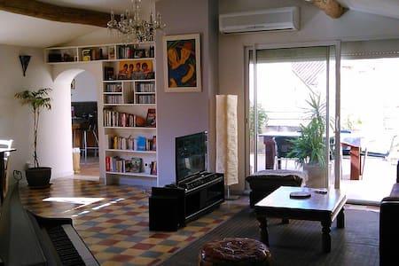 Appartement de caractere