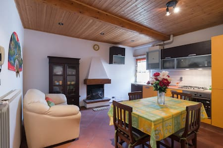 RAINBOW COUNTRY SIDE LODGE CAMPAGNA FIORENTINA - Apartment