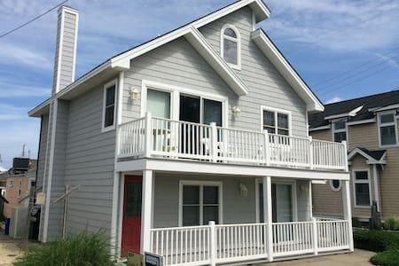 1st floor Stone Harbor apartment - Stone Harbor - Lakás