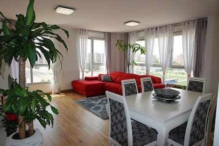 Nice flat near City of Arts - Apartamento