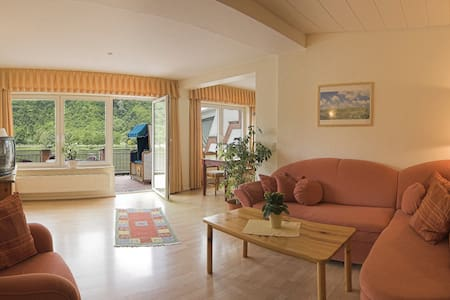 Wohnung mit Mosel Panoramablick - Apartment