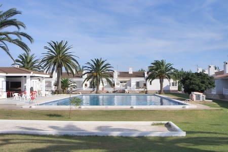 Apartamento con piscina Delta del Ebro. - Pis