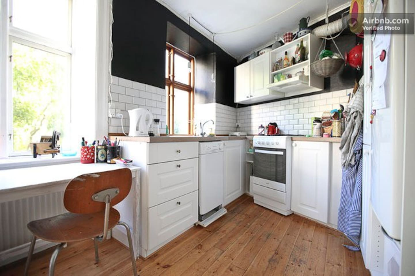 Family apartment on Istedgade, Cph