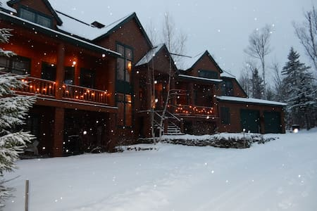 Sunny Sugarloaf home on mountain - Carrabassett Valley - Casa