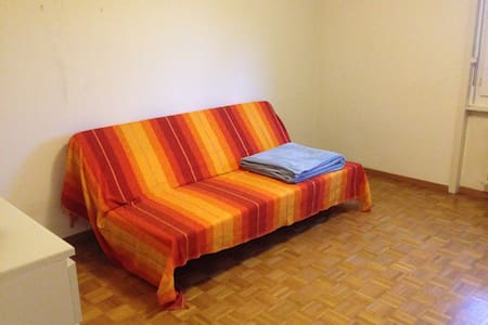 Private room in spacious appartment