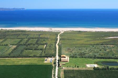 Mas del Mar, masia junto al mar - St Pere Pescador