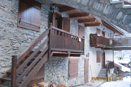 """Casa in montagna indipendente  """"bou de Fache"""" - Apartment"""