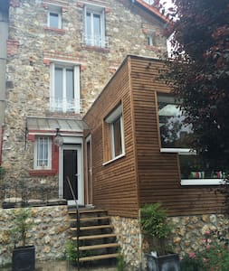 Maison de charme en pierre - Rumah