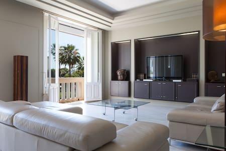 Cannes Croisette Gardens - Appartement