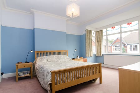 Large room, good access city centre