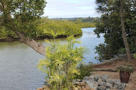 Private Tweed River Retreat - Daire