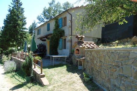 "Casa di Montagna in Toscana ""Le Torri di Popiglio"" - House"