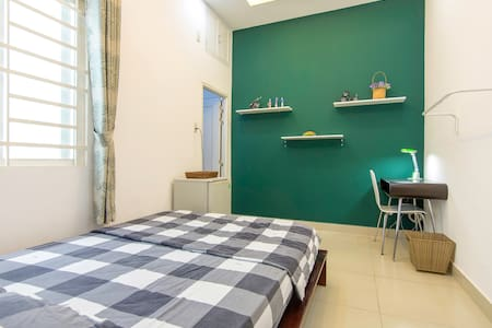 Homestay with cozy room
